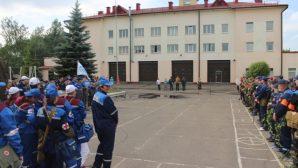 В Минском районе прошли соревнования добровольных пожарных и санитарных дружин