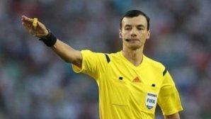 Бригада украинского арбитра Бойко будет судить первый матч между БАТЭ и «Астаной» в Лиге Европы